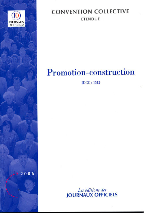 PROMOTION - CONSTRUCTION N 3248 2006 - ETENDUE IDCC : 1512