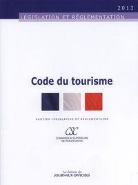 CODE DU TOURISME 2013 N 20057 - PARTIE LEGISLATIVE ET REGLEMENTAIRE