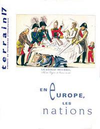 TERRAIN, N  17/OCT. 1991. EN EUROPE, LES NATIONS