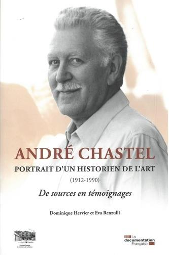 ANDRE CHASTEL, 1912-1990