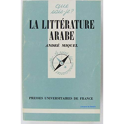 LITTERATURE ARABE (LA)