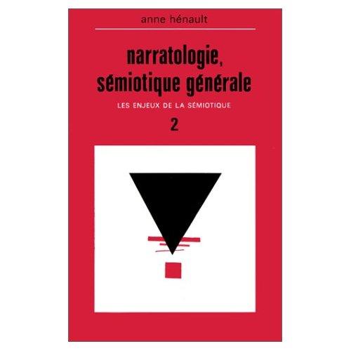 NARRATOLOGIE SEMIOTIQUE GENERALE T.2