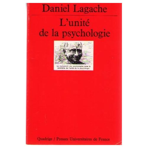 UNITE DE LA PSYCHOLOGIE (L')