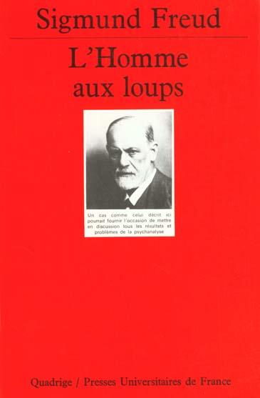 L'HOMME AUX LOUPS