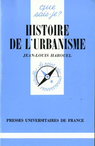 HISTOIRE DE L'URBANISME QSJ 1892