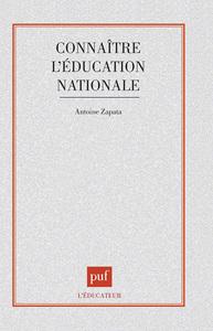 CONNAITRE L'EDUCATION NATIONALE