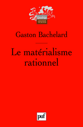 LE MATERIALISME RATIONNEL 3E ED