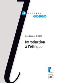INTRODUCTION A L'ETHIQUE