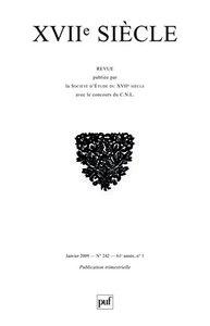 XVIIE SIECLE 2009, N  242 - GALILEE - DESCARTES. ENTRE SCIENCE ET PHILOSOPHIE