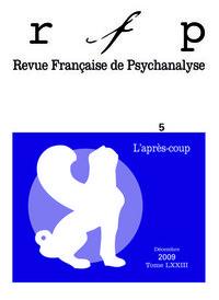 RFP 2009, T. 73, N  5 (CONGRES) - APRES-COUP