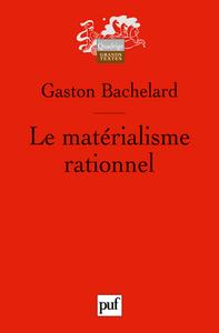 MATERIALISME RATIONNEL (4E ED) (LE)