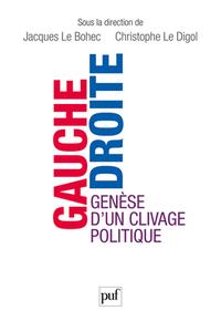 GAUCHE/DROITE. GENESE D'UN CLIVAGE POLITIQUE