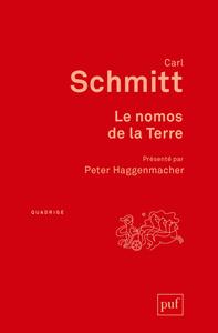 LE NOMOS DE LA TERRE - PRESENTE PAR PETER HAGGENMACHER