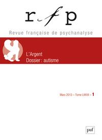RFP 2013, T. 77, N  1 - L'ARGENT