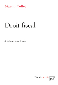 DROIT FISCAL (4ED)