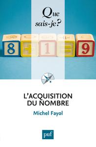 L'ACQUISITION DU NOMBRE (2ED) QSJ 3941