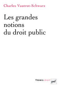 LES GRANDES NOTIONS DU DROIT PUBLIC