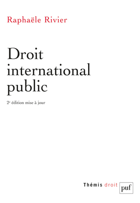 DROIT INTERNATIONAL PUBLIC (2ED)