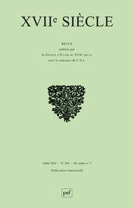 XVIIE SIECLE 2014, N  264 - LES FRERES PERRAULT
