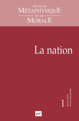 RMM 2014, N  1 - LA NATION