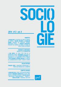 SOCIOLOGIE 2014, N  3