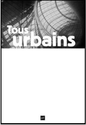 TOUS URBAINS N  11 (2015)