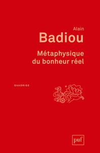 METAPHYSIQUE DU BONHEUR REEL