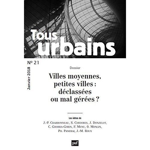 TOUS URBAINS N  21 (2018)