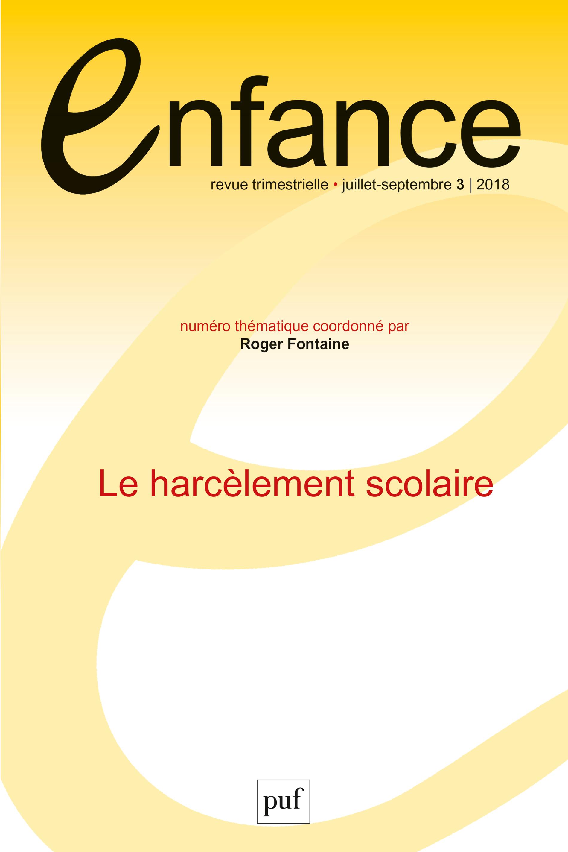 ENFANCE 2018 - 3