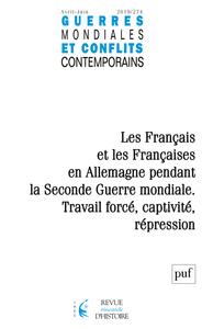 GUERRES MONDIALES ET CONFLITS CONTEMPORAINS, 2019-2 - VARIA