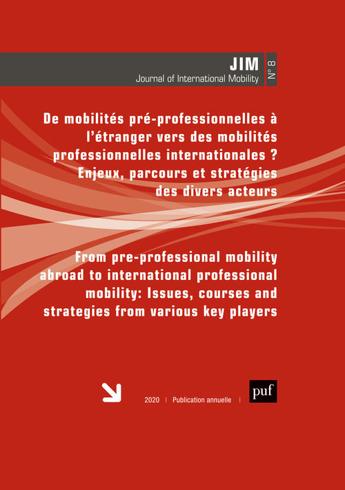 JOURNAL OF INTERNATIONAL MOBILITY 2020