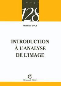 INTRODUCTION A L'ANALYSE DE L'IMAGE