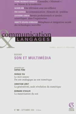 COMMUNICATION & LANGAGES 3/2004