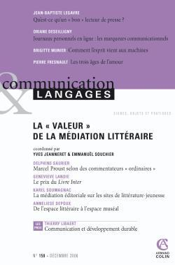 COMMUNICATION & LANGAGES N  150 (4/2006)