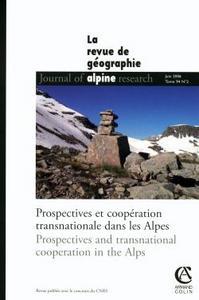 REVUE DE GEOGRAPHIE ALPINE 2/2006
