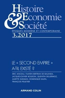HISTOIRE, ECONOMIE & SOCIETE (3/2017) LE