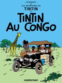 TINTIN - T02 - TINTIN AU CONGO