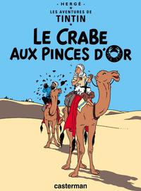 LE CRABE AUX PINCES D'OR T9