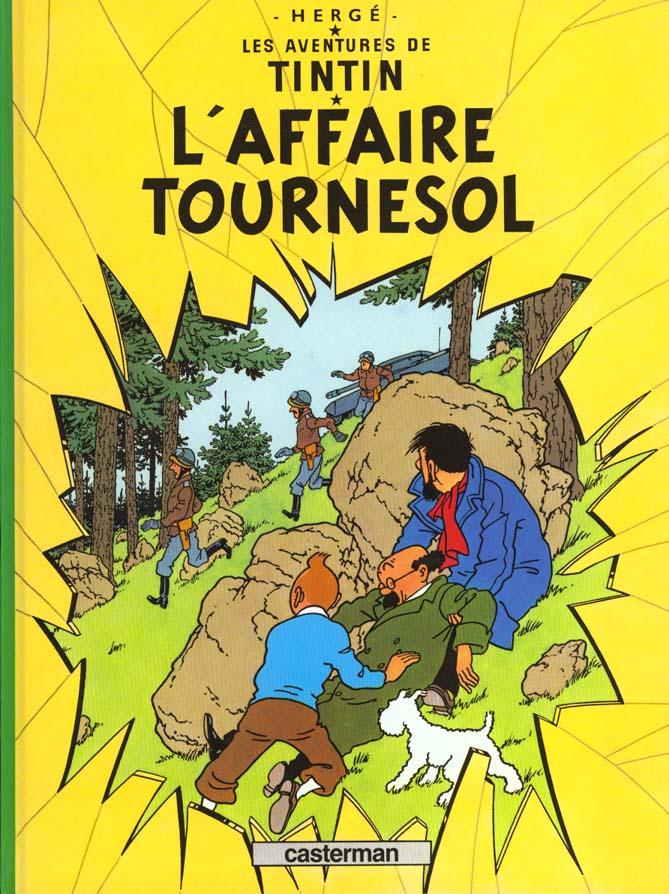 L'AFFAIRE TOURNESOL T18