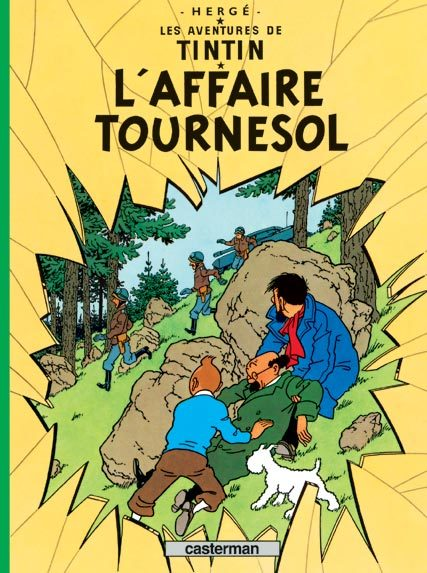 L'AFFAIRE TOURNESOL T18