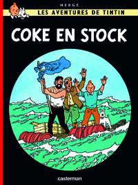 TINTIN - T19 - COKE EN STOCK - TINTIN T19