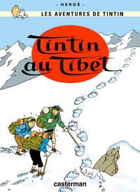 TINTIN AU TIBET T20