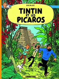 TINTIN - T23 - TINTIN ET LES PICAROS