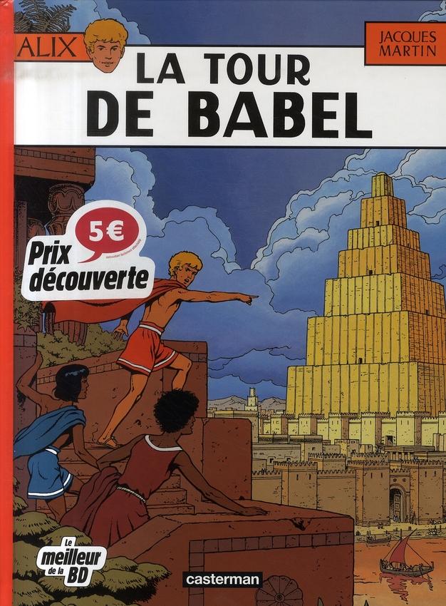 TOUR DE BABEL  OP 5 EUROS (LA)