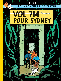 TINTIN - T22 - VOL 714 POUR SYDNEY