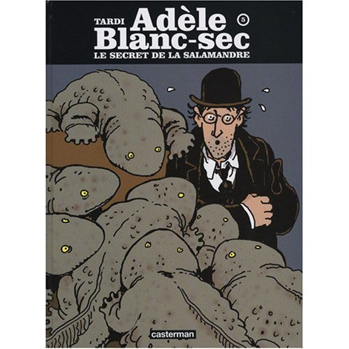 PACK ADELE BLANC-SEC T5 A T8 4 VOLS OCTOBRE 2007 - OFFRE EXCEPTIONNELLE ! 4 ALBUMS POUR 30 EUROS