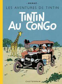 TINTIN, LES FAC-SIMILES COULEURS - T02 - TINTIN AU CONGO