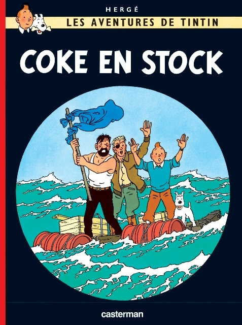 TINTIN - T19 - COKE EN STOCK