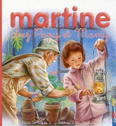 PREMIERS MARTINE T26 CHEZ PAPY ET MAMIE (MES)