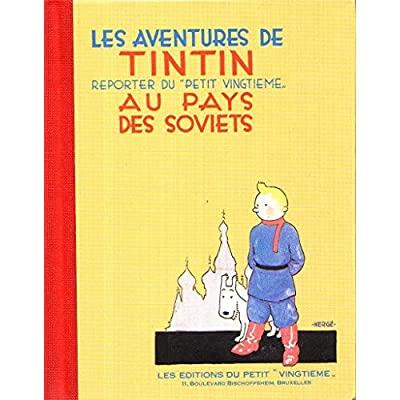 MINI TINTIN SOVIETS